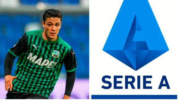 Serie A green kit