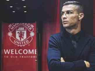 Ronaldo ku biiray united