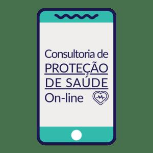 Logo da Consultoria de Proteção de Saúde On-line