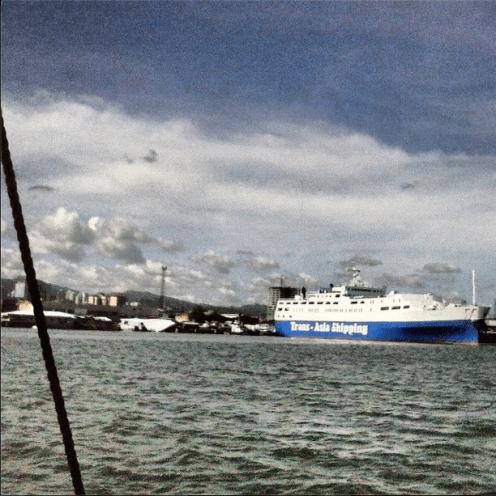 Cebu pier port