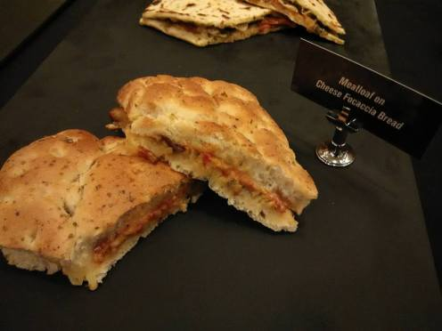 Starbucks Philippines | Meatloaf in Cheese Focaccia Bread