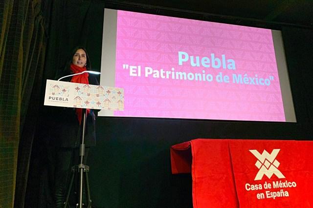 Presentan en Puebla nueva marca destino en la Feria Internacional de Turismo en Madrid
