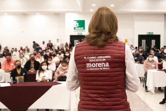 La Dra. Mónica despega en San Luis Potosí: encuesta de El Financiero