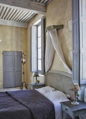 cama rejilla provenzal