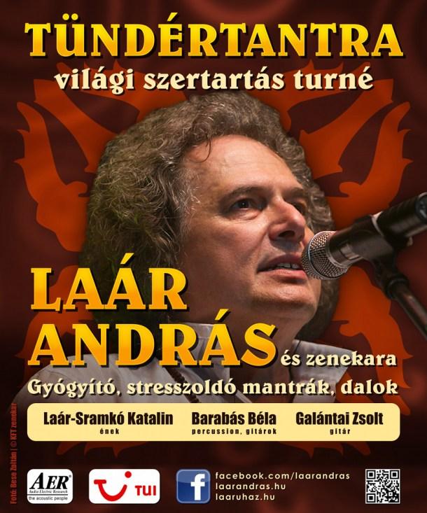 Laár András és a Tündértantra zenekar