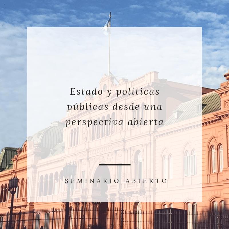 Estado y políticas públicas desde una perspectiva crítica