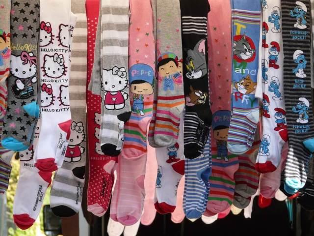 calcetines familia numerosa sanytol