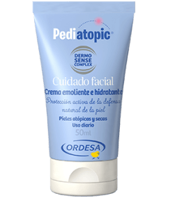 cuidado facial pediatopic