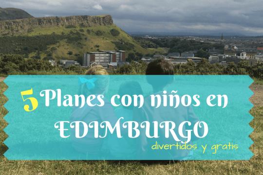 lanes con niños en EDIMBURGO gratis