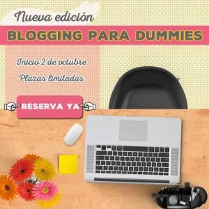 bloggin para dummies