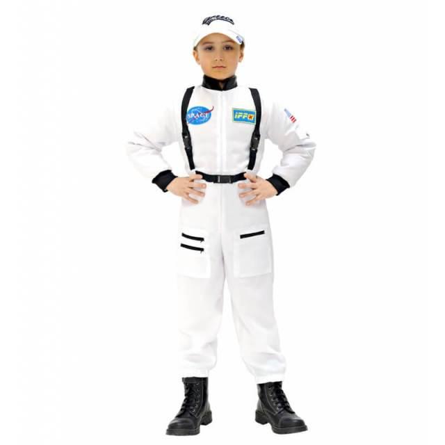 disfraz astronauta niño