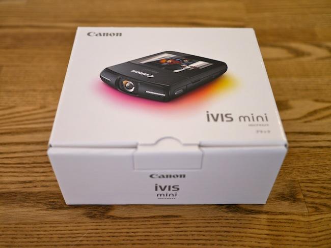 iVIS miniを二ヶ月半ほぼ毎日使ったのでまとめ。