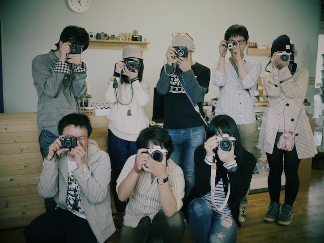 フィルムカメラで藤の花を撮って写真展を開催しよう:撮影会無事終了しました!