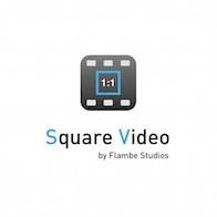 Square Video for Instagram!インスタグラムやVineに「真四角じゃない動画」をオシャレに載せたい方におすすめ!