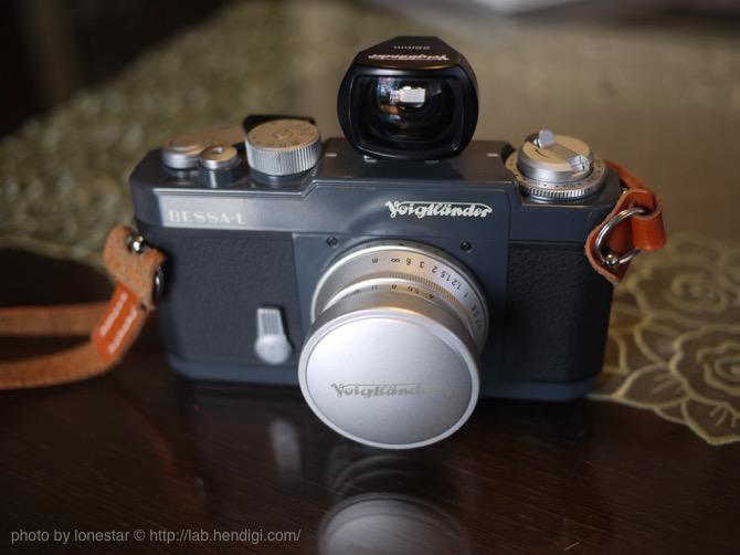 Voigtlander Bessa-L(フォクトレンダーベッサL)もう一度使いたいフィルムカメラ