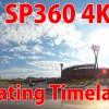 PIXPRO SP360 4Kで回転微速度撮影!ひと味違ったタイムラプス撮影を楽しむ!