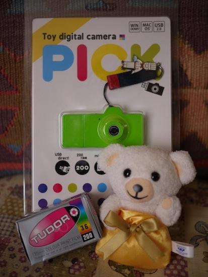 PICK ピック USBミニトイデジタルカメラ:レビューまとめ