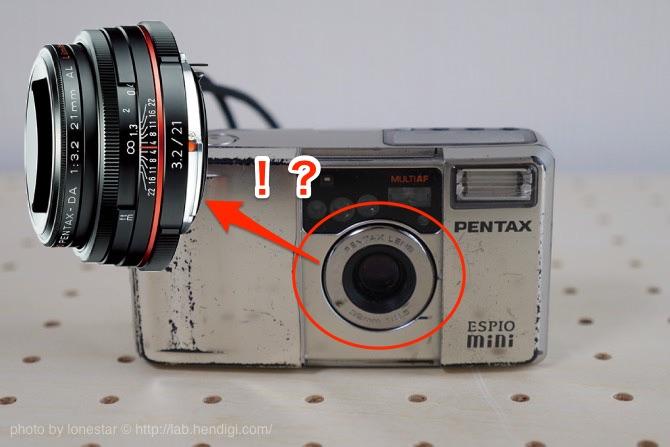 K-70 次に買うレンズはコレだ!DA 21mmF3.2AL Limited…究極のスナップ用レンズ!