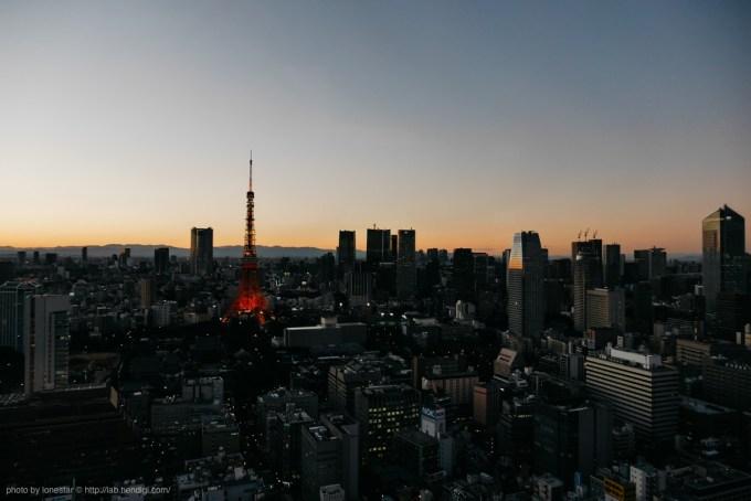 東京タワー ライト