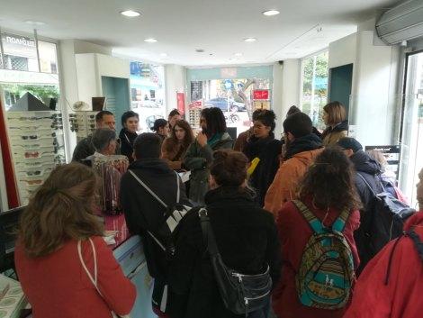 Treasure Hunt, ASfA Lab12 - Snehta Residency, Kypseli
