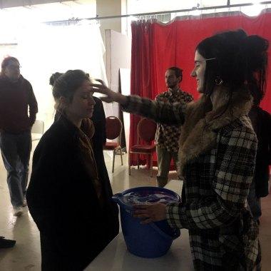 Ritual, ASFA Poka-Yio, Lab12