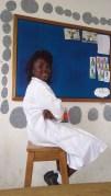 Heidi Nyame Adom Otchere, JHS 1