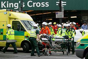 Attentati terroristici nella metropolitana di Londra