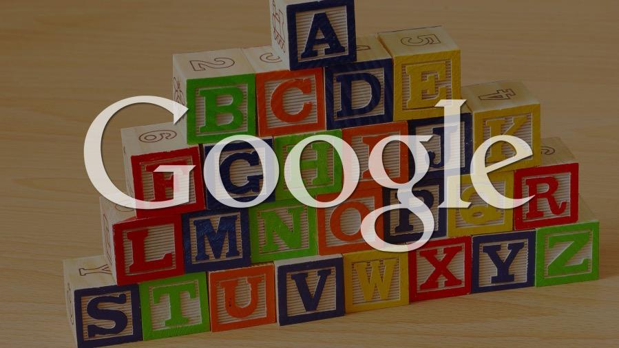 Google becomes Alphabet