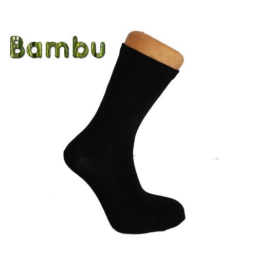 svarta bambustrumpor