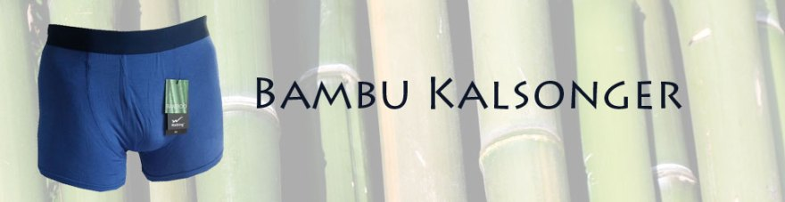 bambukalsonger
