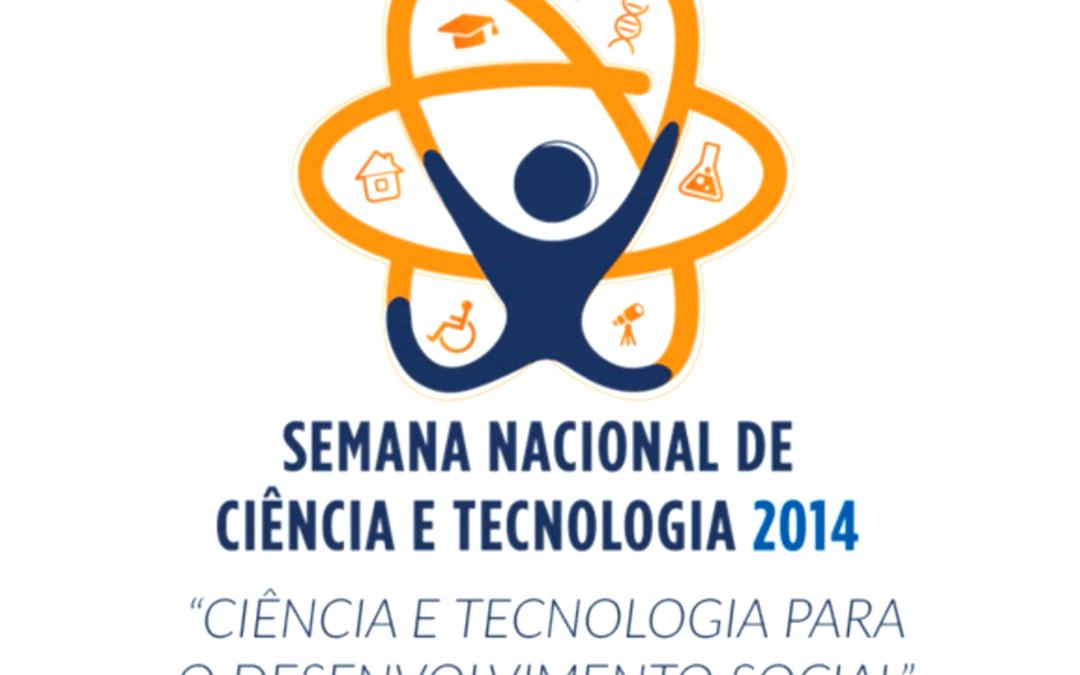 Semana Nacional de Ciência e Tecnologia (2014).