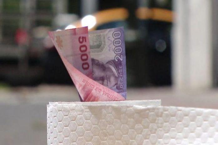 7 mil pesos