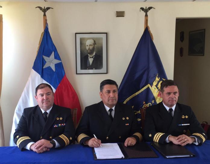 Capitanía de Puerto de Quintero