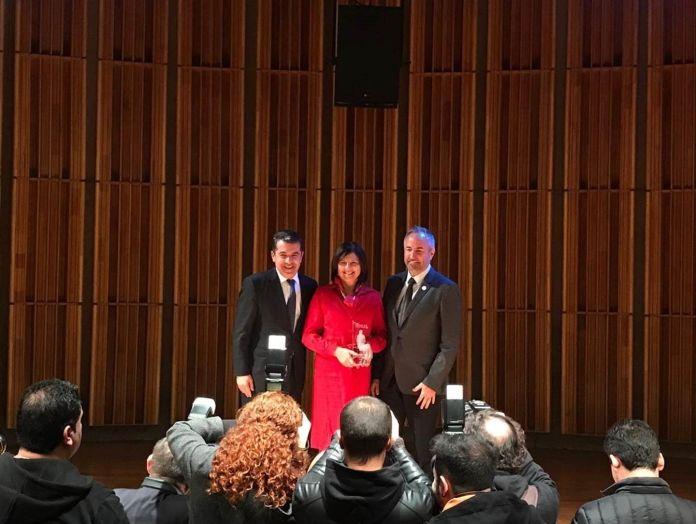 ENAP obtiene Premio Impulsa Talento Femenino 2019 por promover la presencia de mujeres en cargos directivos