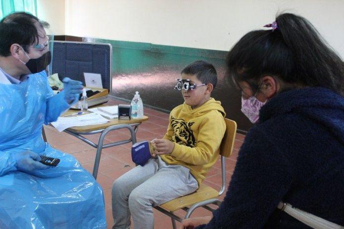 oftalmológica