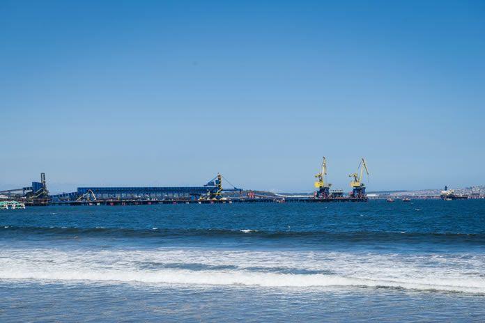 Trabajadores Portuarios