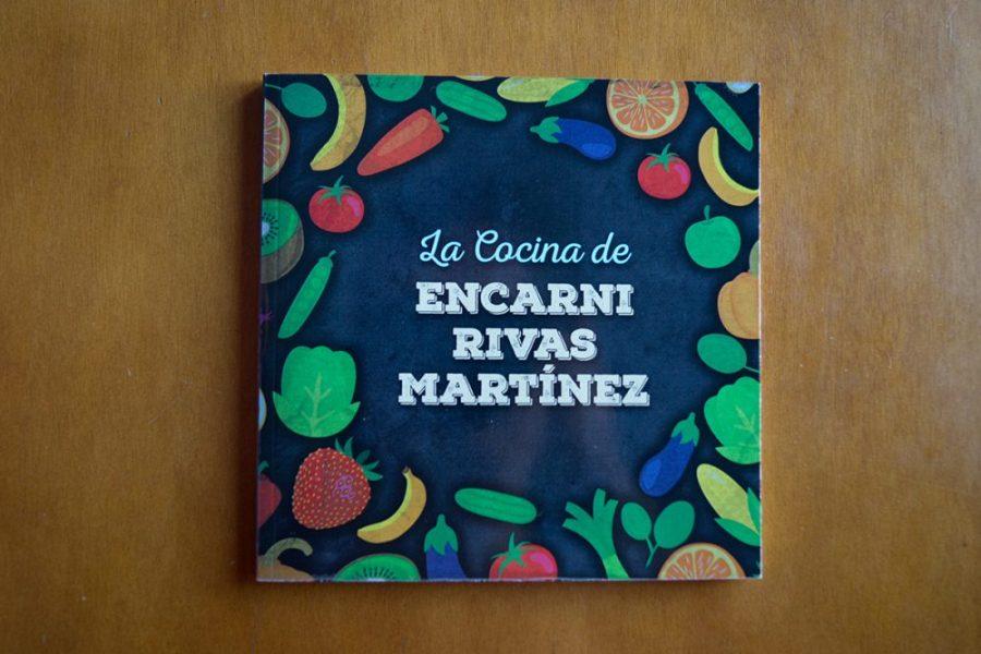 La cocina de Encarni – Libro autoeditado