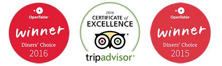 La Bandera Restaurant Awards Opentable Tripadvisor
