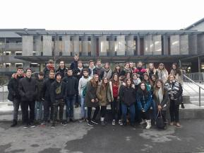 Alumnes a França