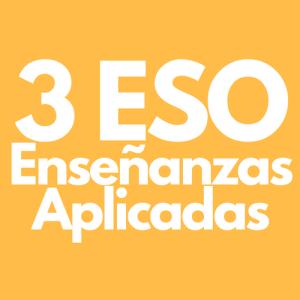 Enseñanzas Aplicadas 3 ESO