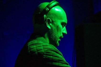 DJ Kalesh - Foto: César Acuña Luzuriaga