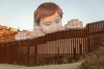Conozca a David Enrique, 'Quiquito', que vive en Tecate, México. Foto: Scott Bennett.