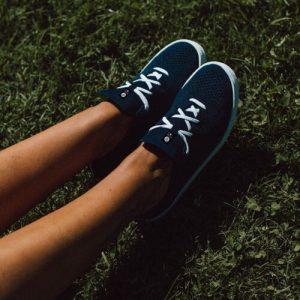 Ector Sneaker Bleu marine