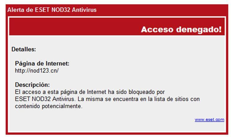 Navegando bajo Proxy webs que Nod Bloquea (2/6)