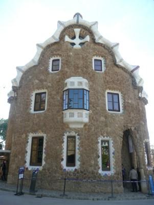 Casa del Guarda Park Güell
