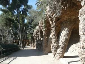 Via Park Güell