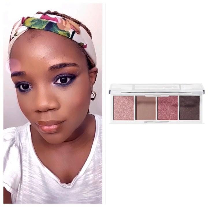 e.l.f. Cosmetics Bite Size Eyeshadow Palette – rose water