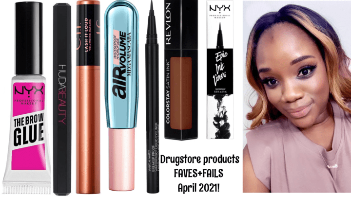 NEW MAKEUP+ BEAUTY PRODUCTS YOU NEED FOR THE ULTIMATE DRUGSTORE STARTER KIT 2021!