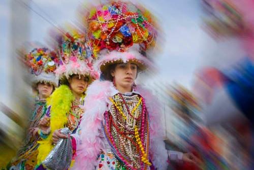 """Madamas y Galanes - Una reseña cultural sobre """"O Entroido"""""""