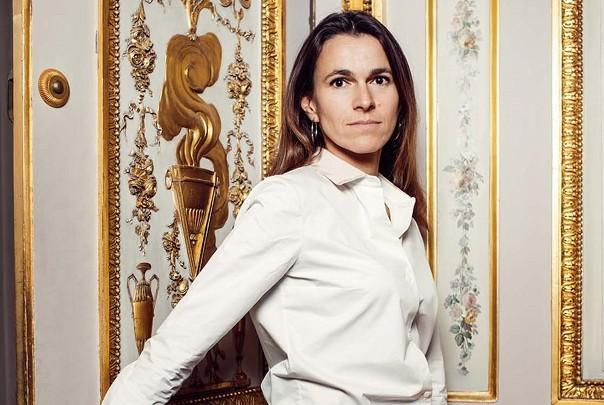 Aurélie Filippetti (photo Audoin Desforges) pour les Inrocks